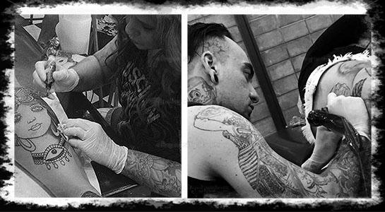 Como Tatuar sem machucar muito a pele?