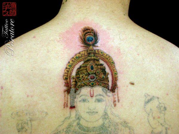 Como Usar As Tintas Para Um Efeito Dourado Na Tatuagem