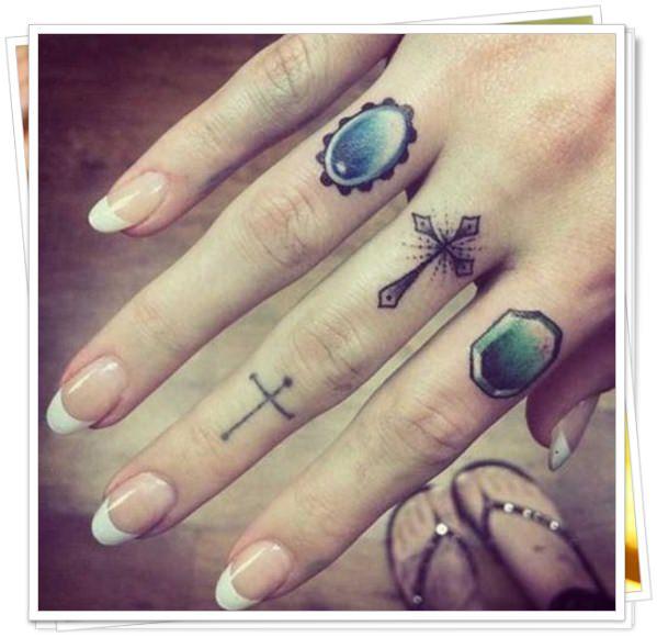 Por que não é aconselhável fazer uma Tatuagem na palma da mão?
